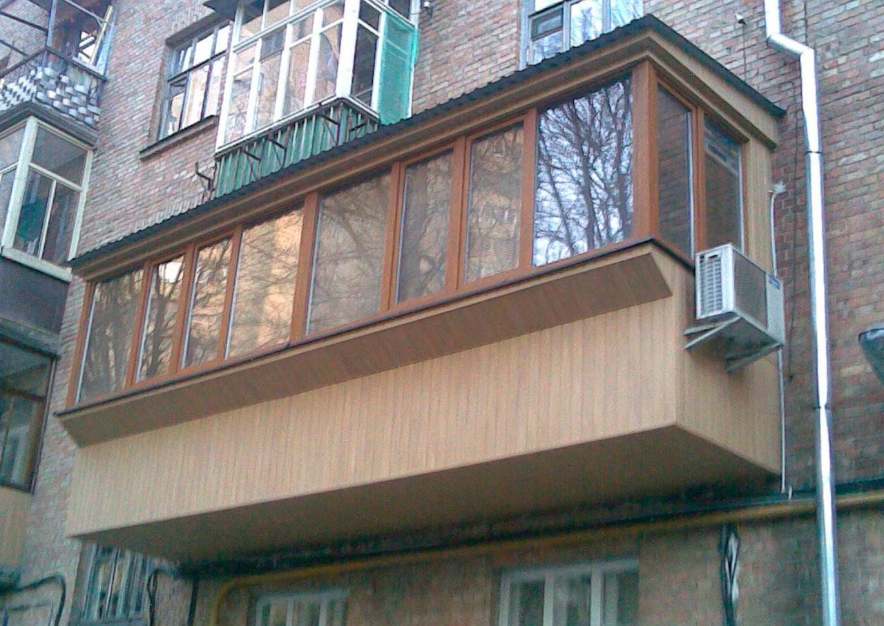 Пошаговые фото как остеклить балкон своими руками
