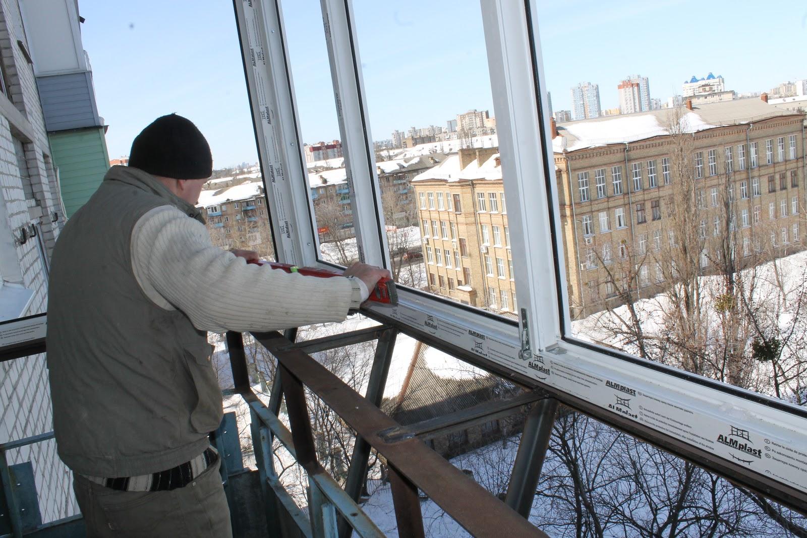Застеклить балкон своими руками пошаговое фото