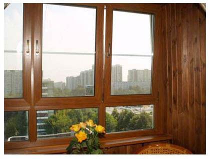 Установка балконных рам или безрамное остекление балкона, пл.