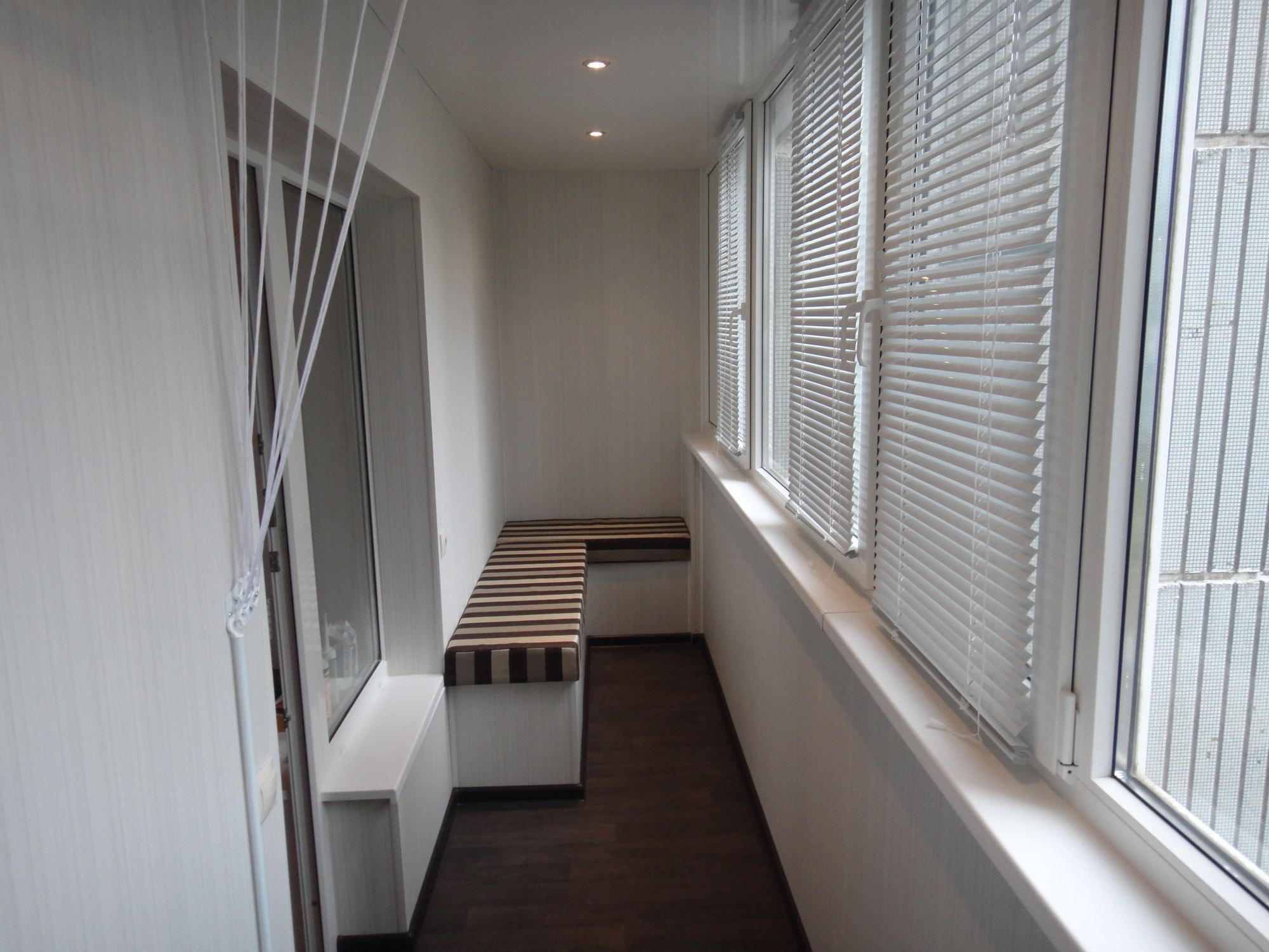 Остекление балконов и лоджий в люберцах.