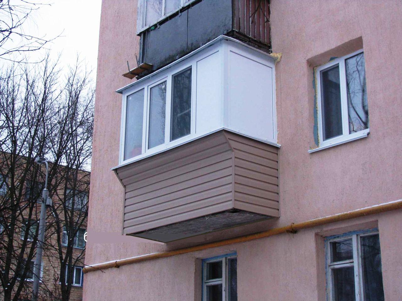 Как отделать балкон сайдингом своими руками снаружи 15