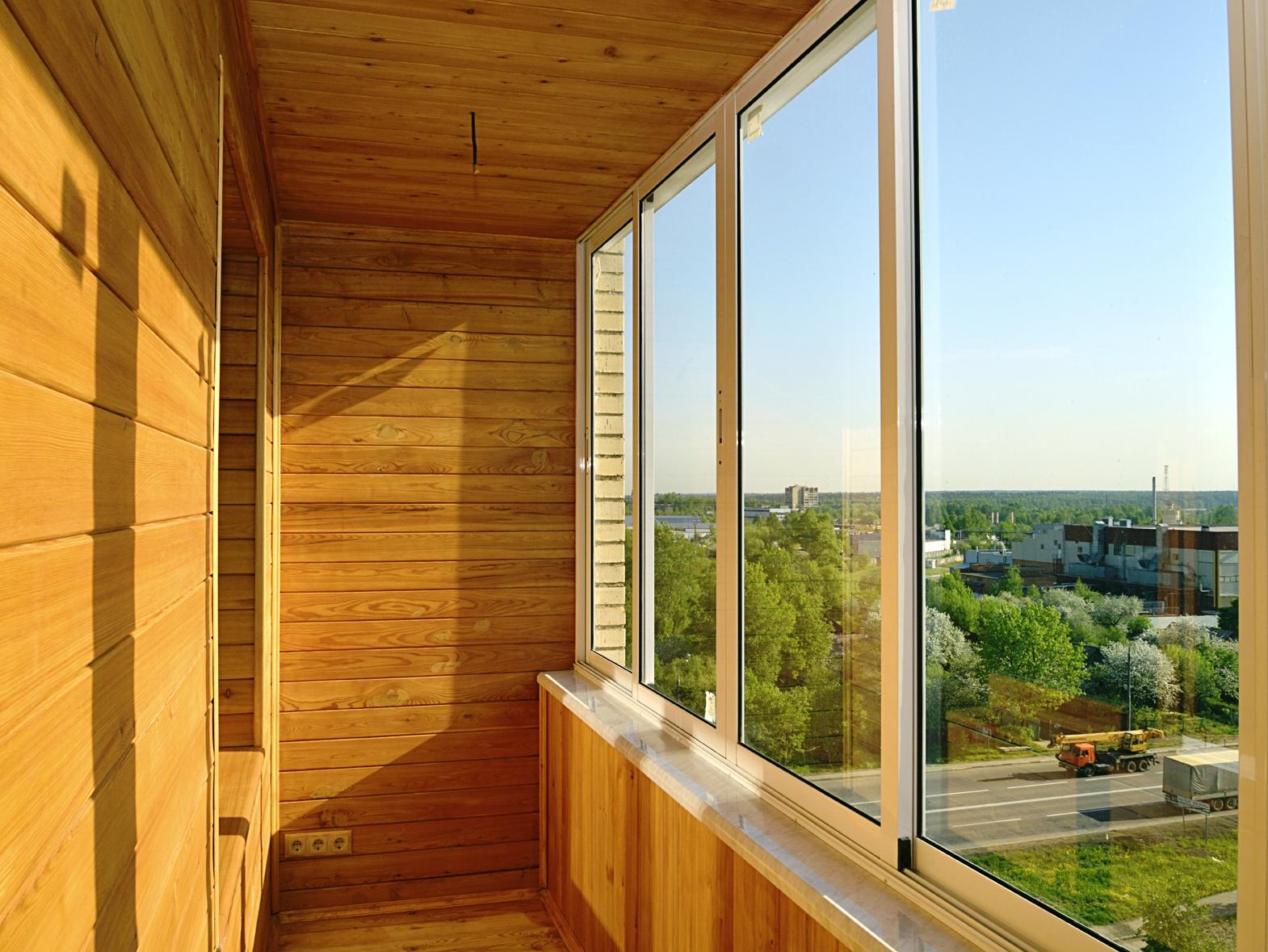 Балконы и лоджии своими руками фото