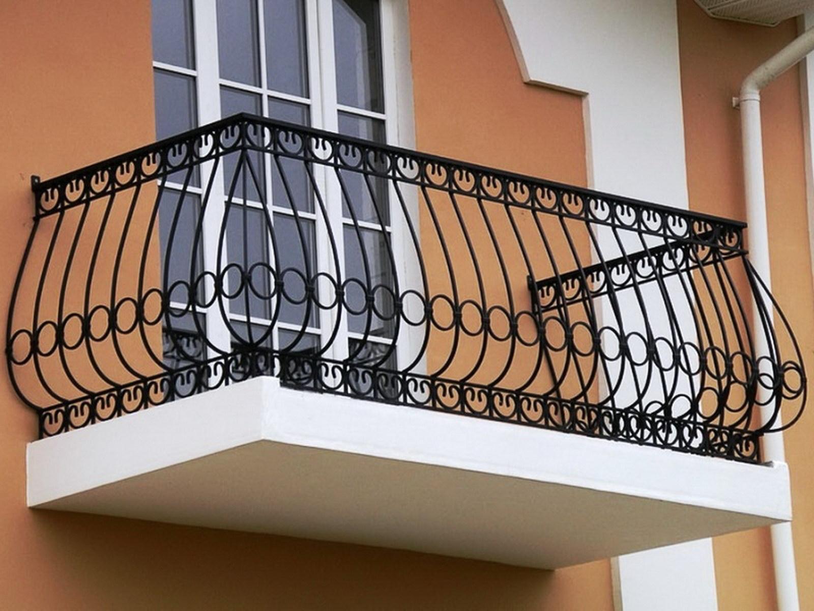 Изготовление и установка решеток на балконы и окна - балконс.