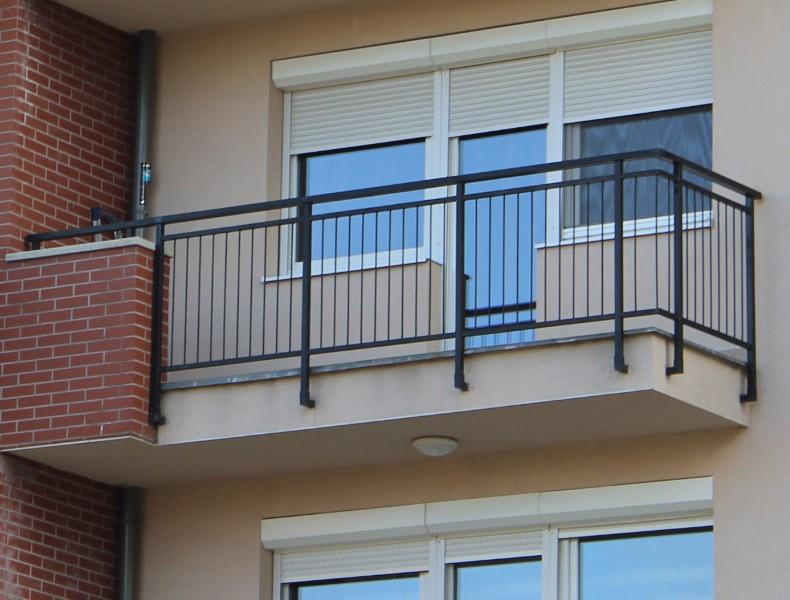 Купить ограждения балкона металлические - объявления - укрби.
