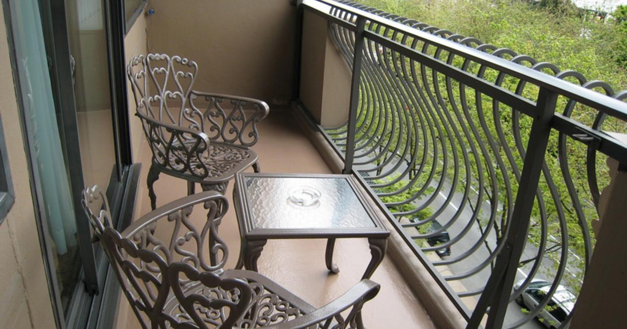 Кованые балконы и лоджии.