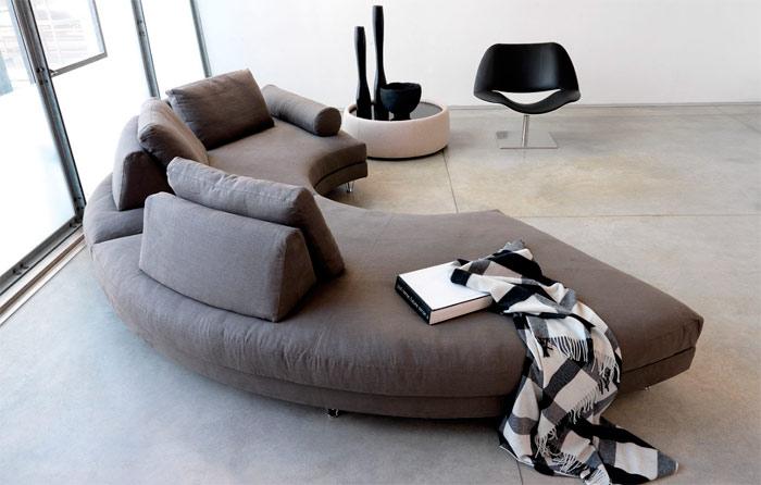 полукруглый диван 59 фото диван для гостиной полукругом большие