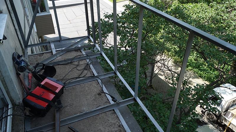 Расширить балкон - как расширить балкон, на сколько 99