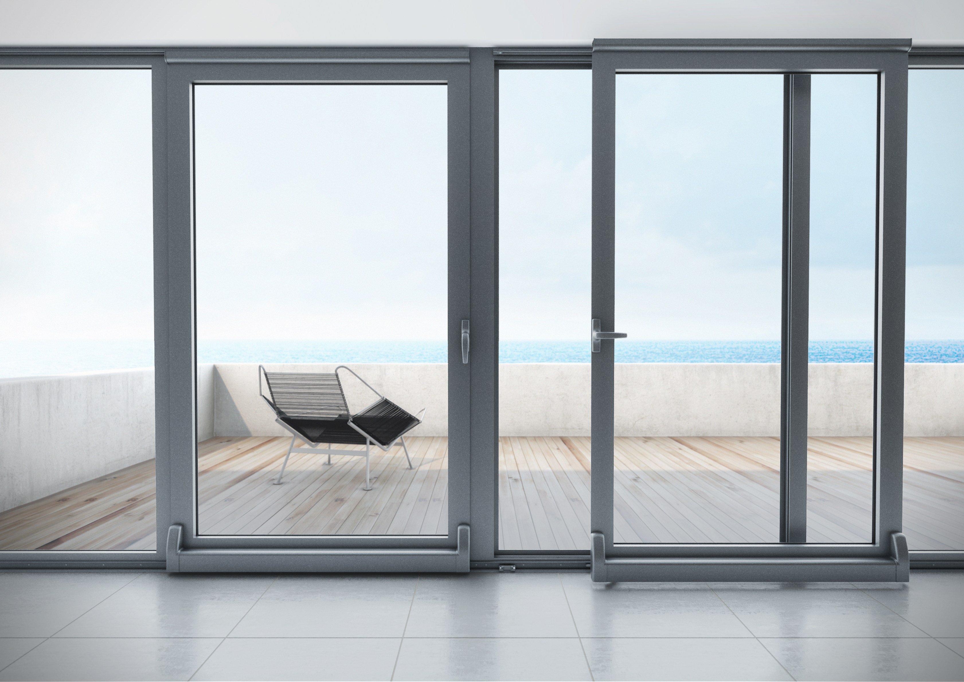 Раздвижные двери на балкон (61 фото): балконные пластиковые,.