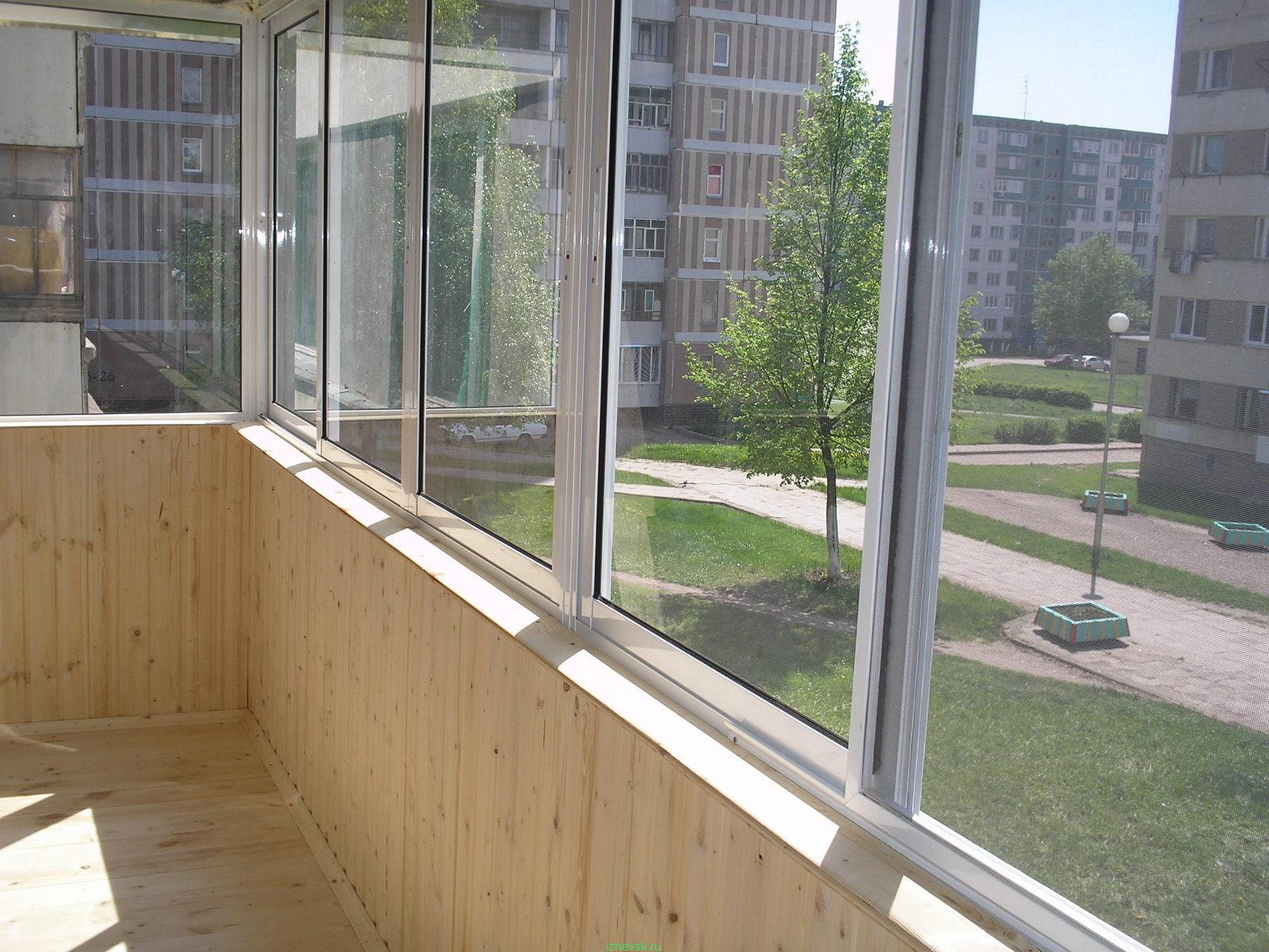Балкон со стеклянной крышей цена от 15842руб. окна балкон ::.