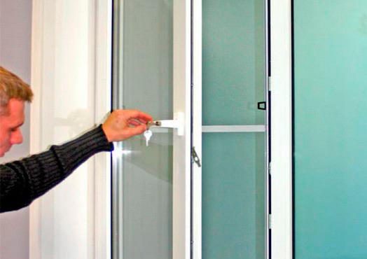 Установка пластиковых дверей своими руками 67