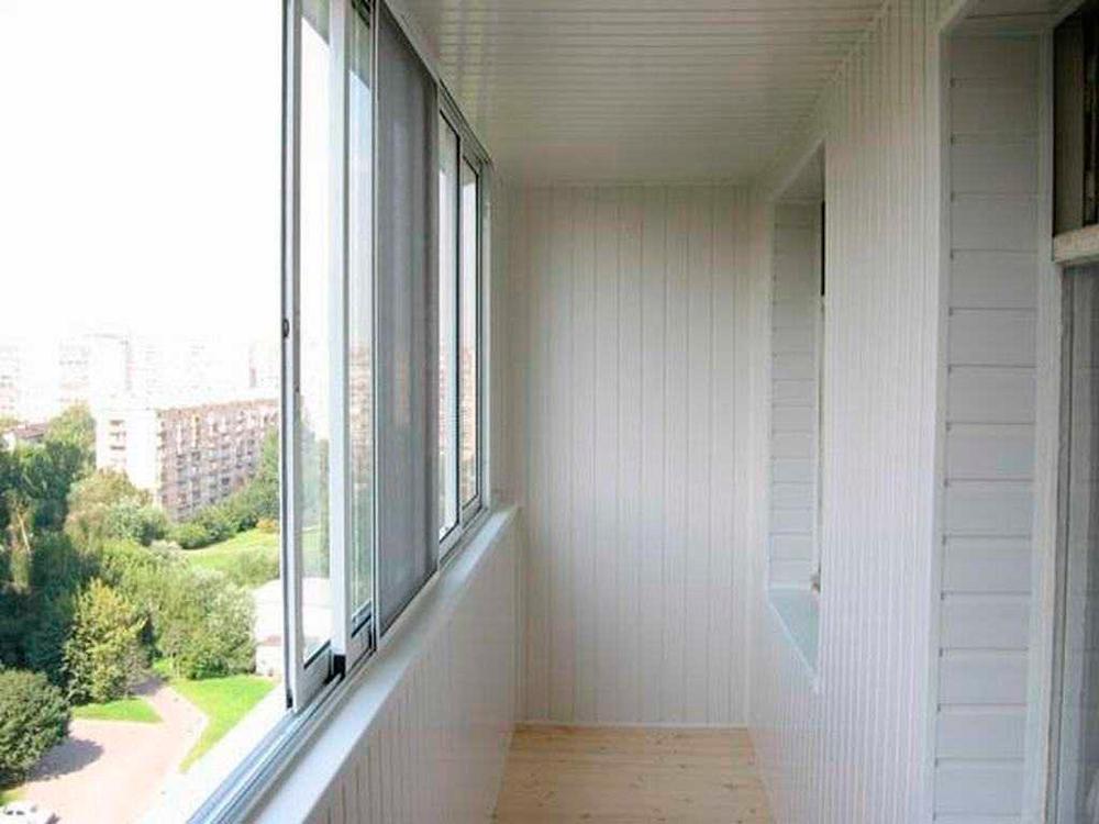 Фото каталог интерьеров и проектов: остекление балконов и ло.