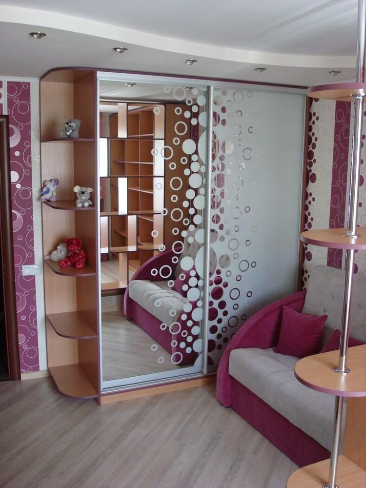 Шкаф-купе в детскую (68 фото): в комнату для девочки, мальчи.