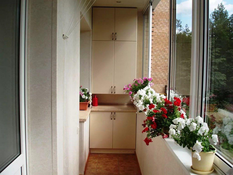 ТОП —5 идей для хранения заготовок на балконе
