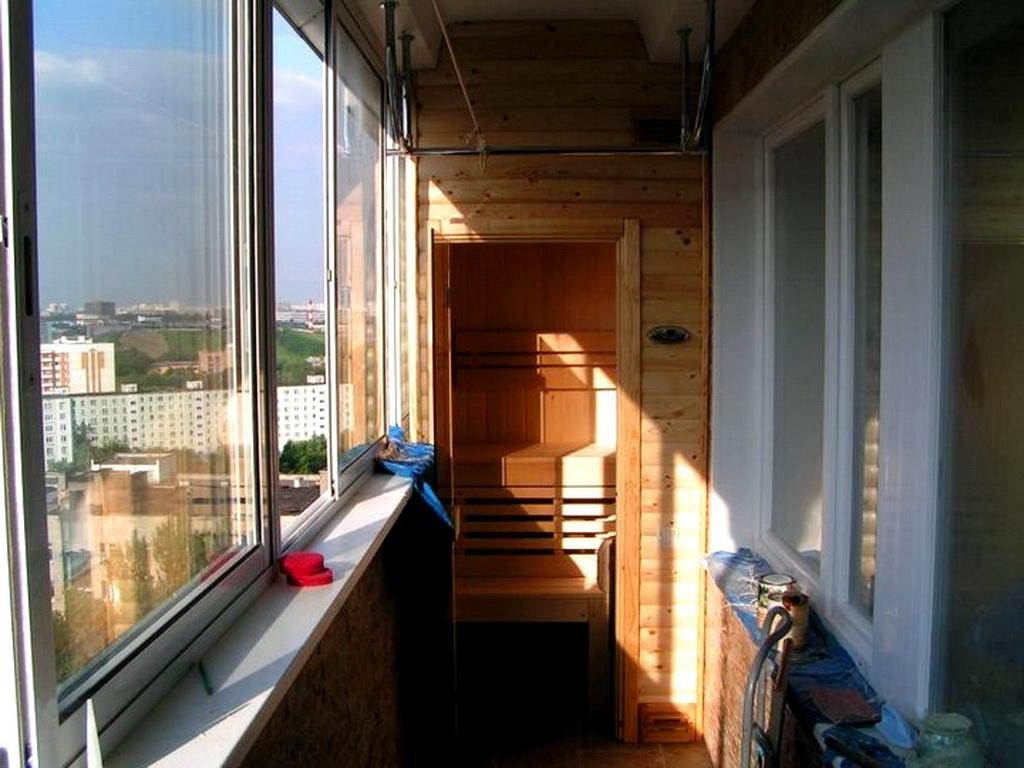 Как утеплить лоджию внутри и снаружи