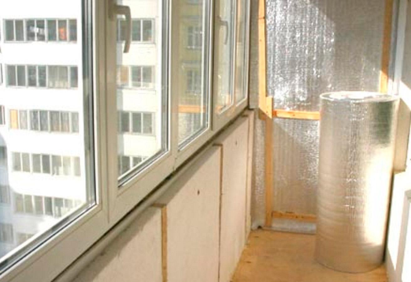 Утепление лоджии пеноплексом своими руками фото фото 836