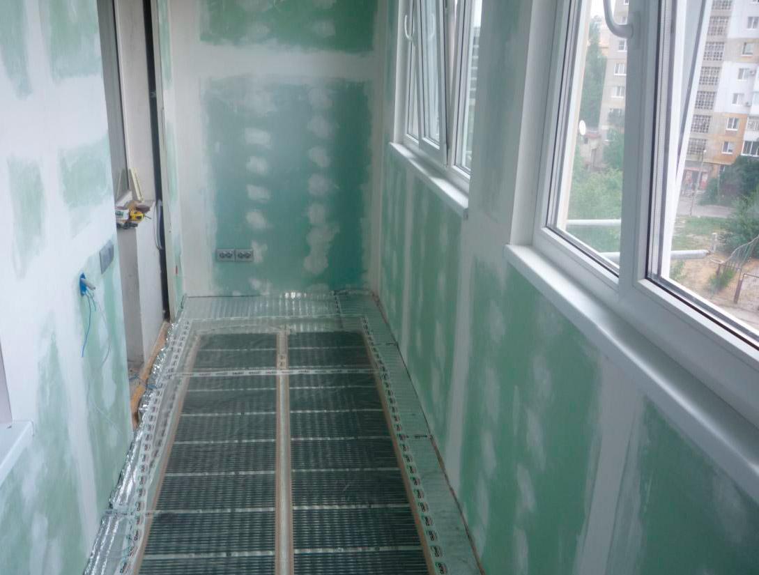 Утепление панельного балкона своими руками фото 42