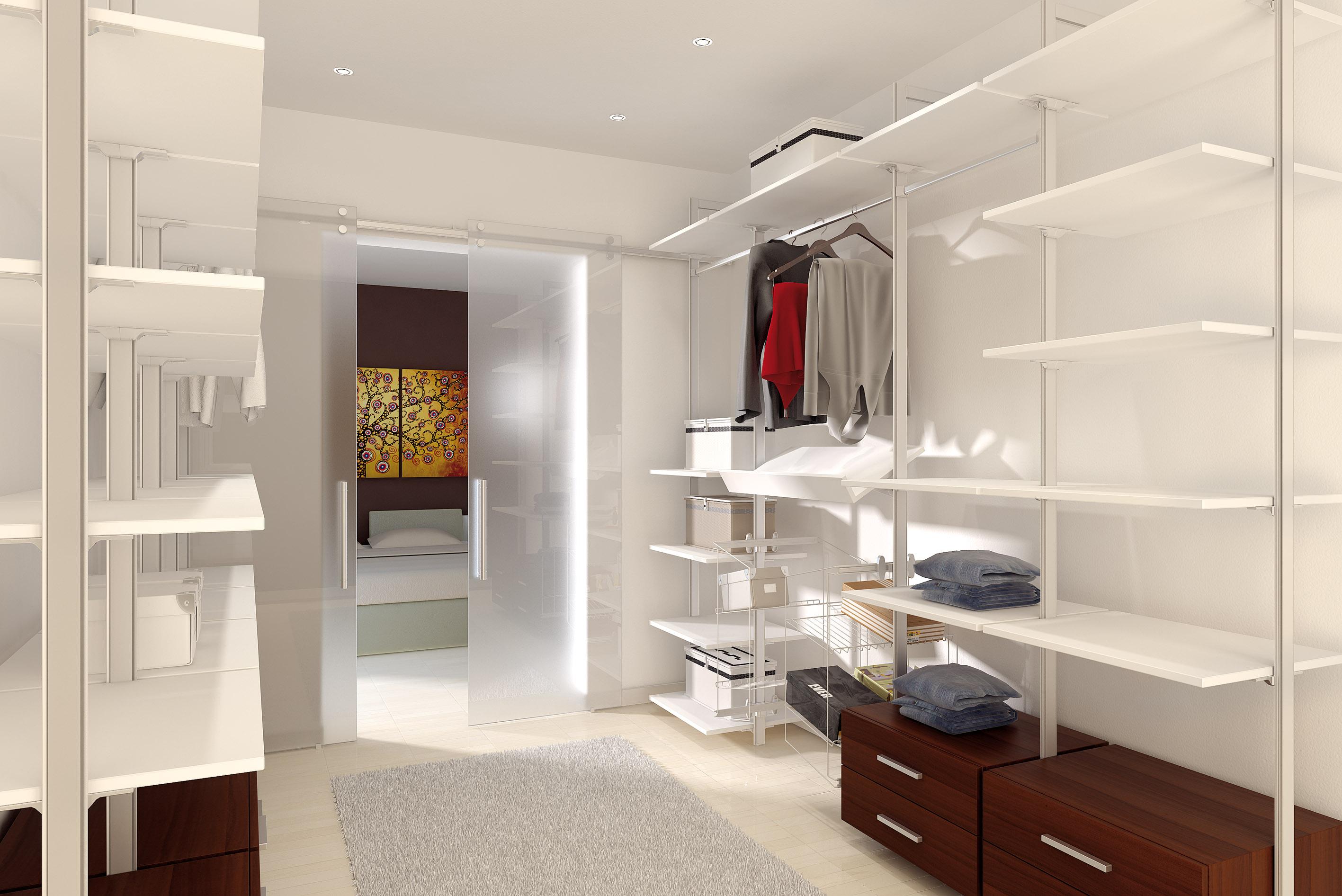 Гардеробные, шкафы-ку, перегородки мебель.