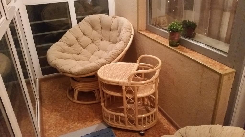 Кресла на балкон