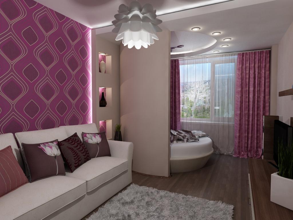 дизайн гостиной спальни 17 кв м 45 фото интерьер комнаты 17 кв