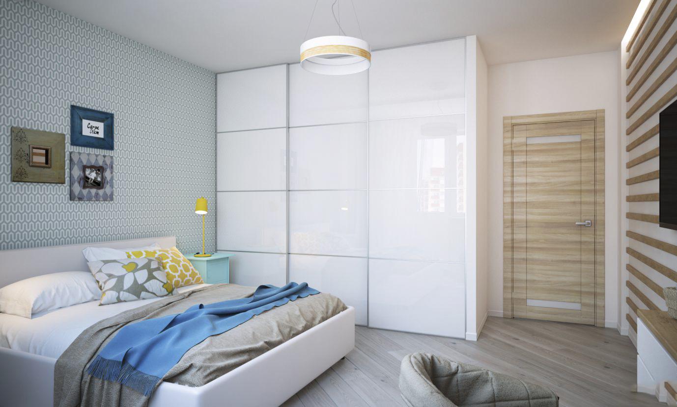 Спальни дизайн 10 мкадратных