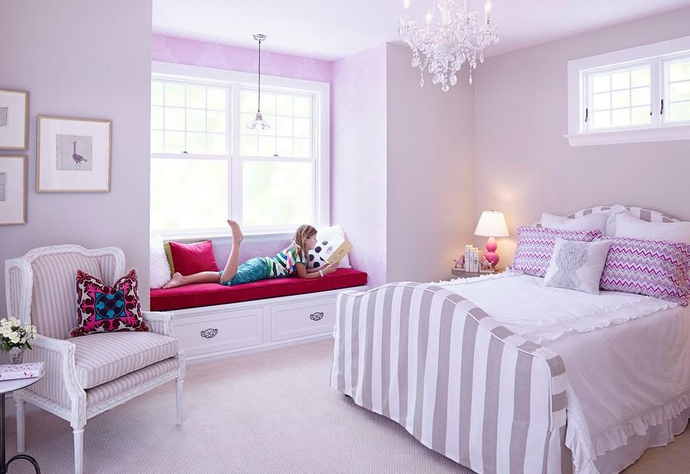 Дизайн узкой спальни: используем пространство с умом