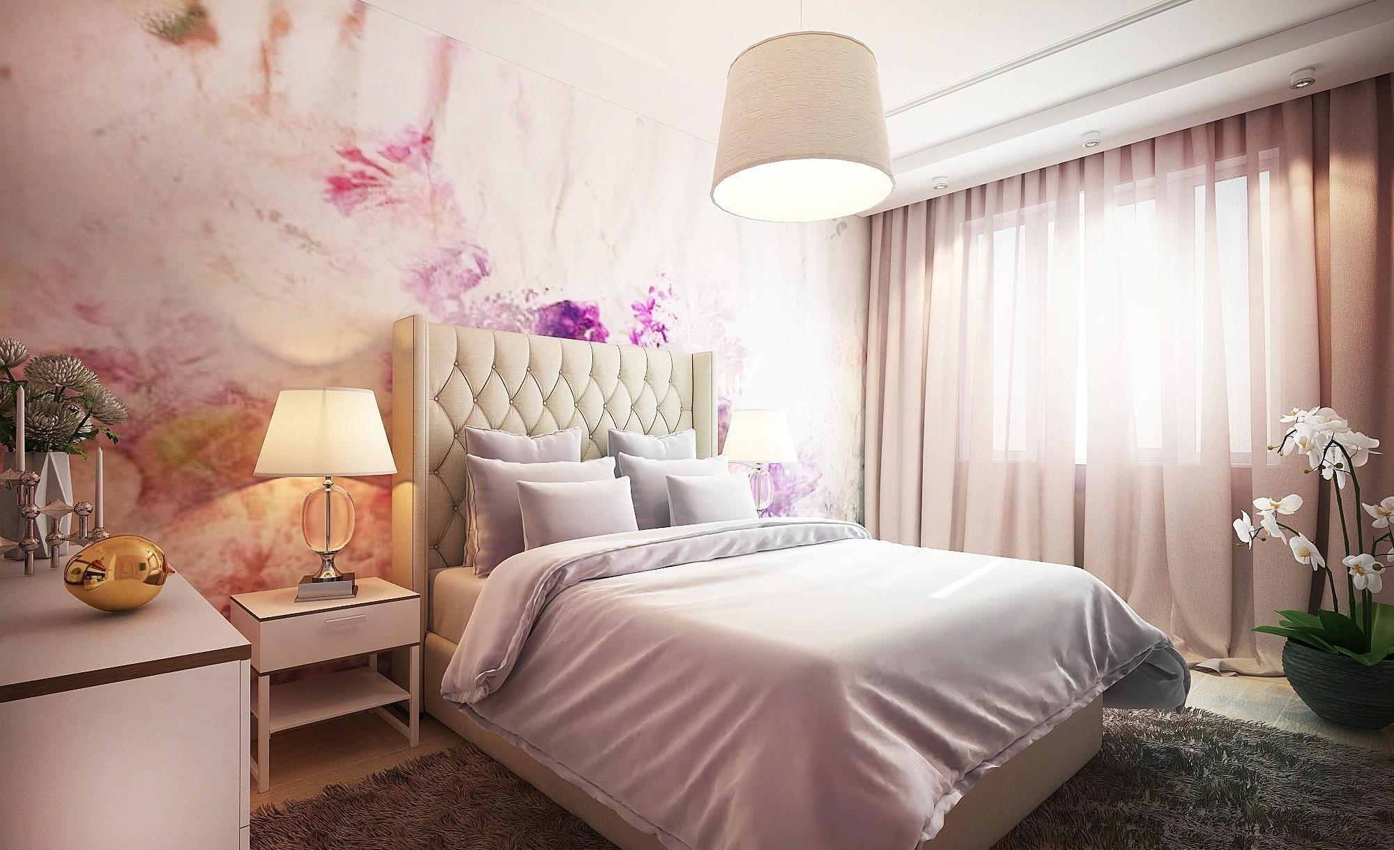 дизайн спальни 18 кв м 84 фото интерьер комнаты с балконом