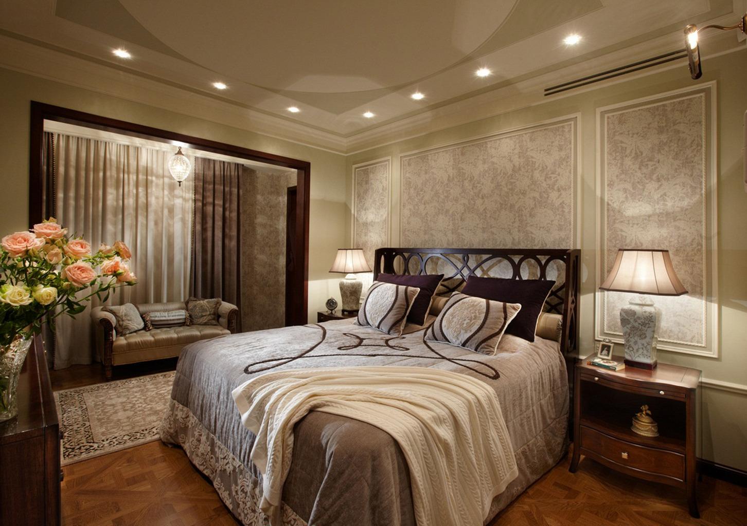Фото классического дизайна маленьких комнат