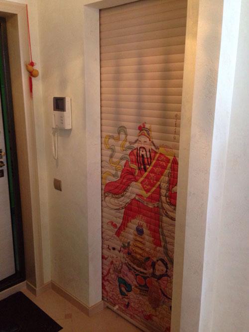 Двери-купе в гардеробную (48 фото): складные гармошкой и куп.