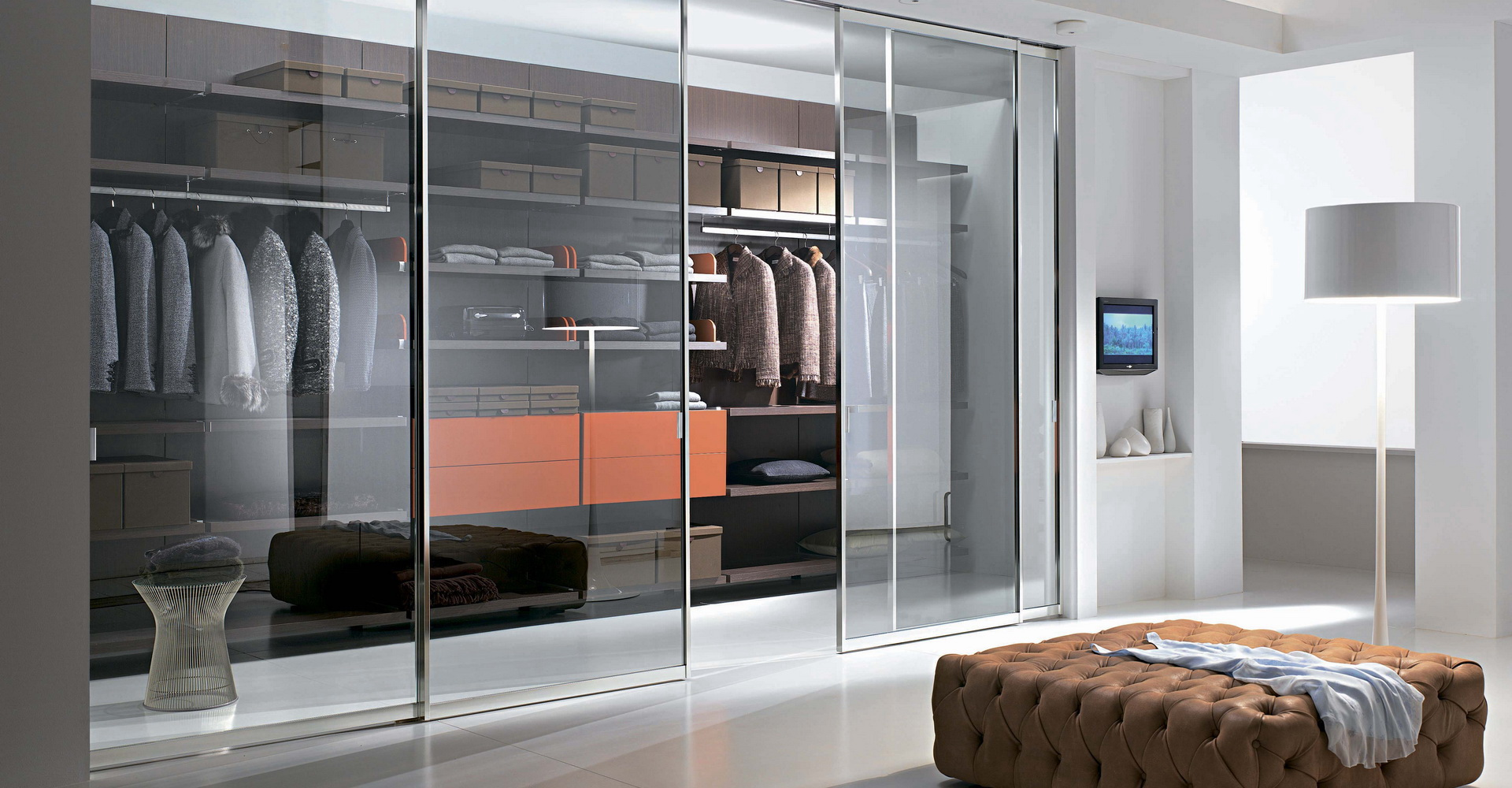 Итальянские гардеробные - гардеробные комнаты из италии.гард.
