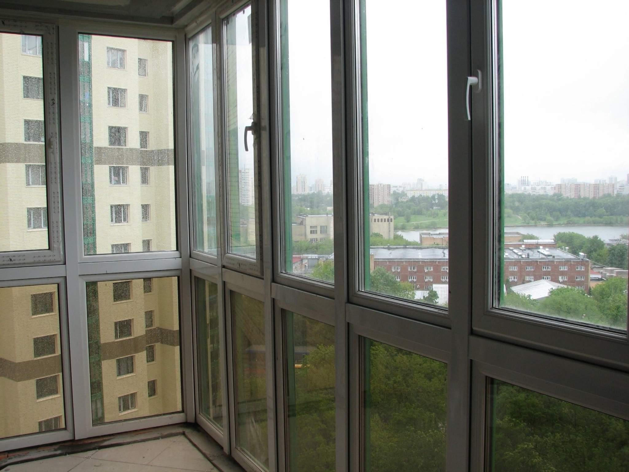 Балконы остекление в пол фото дизайн..