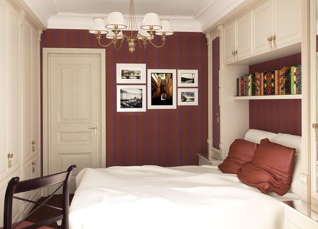 Интерьер маленькой спальни фото 10 кв м фото