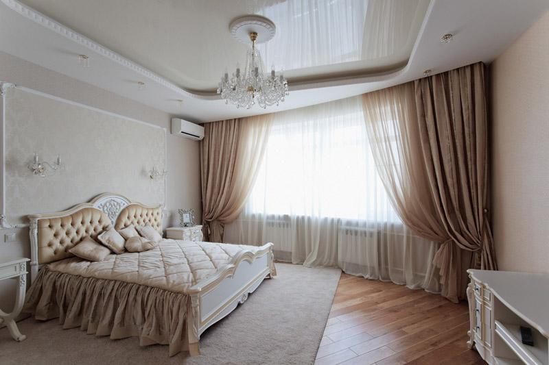 шторы в классическом стиле фото