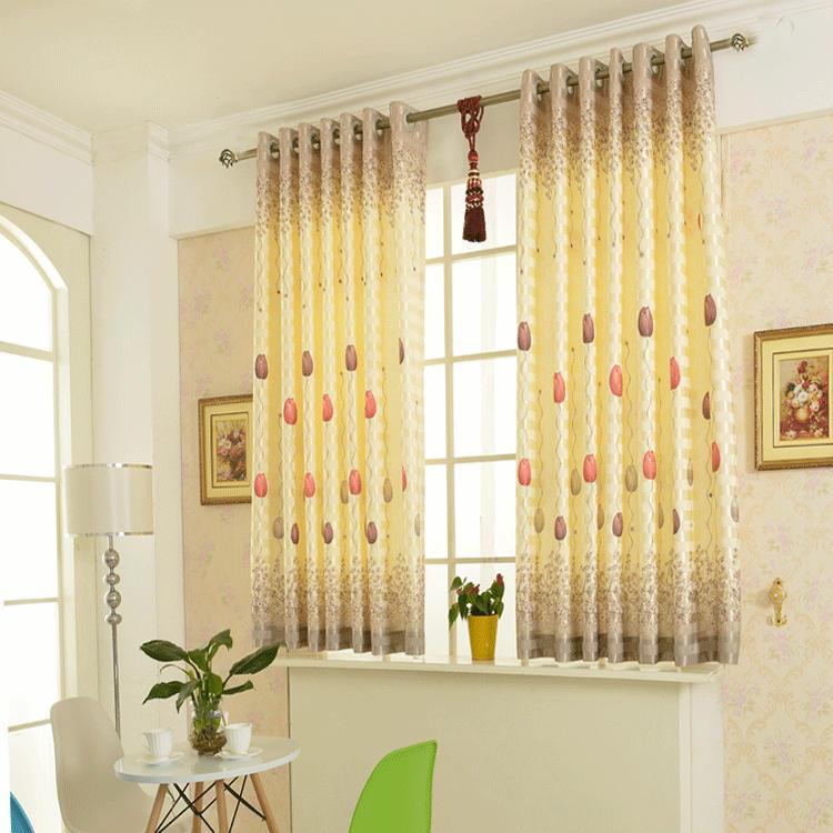 Укороченные шторы дизайн фото