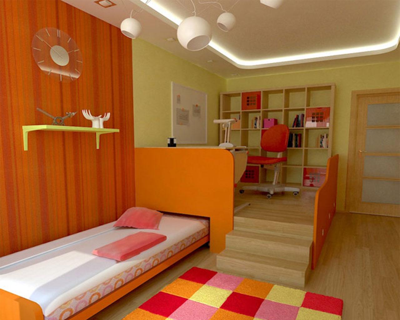Комнаты для ребенка 11 лет фото