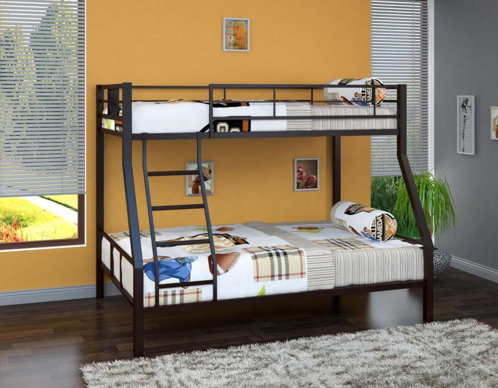 Как можно сделать двухъярусный кровать