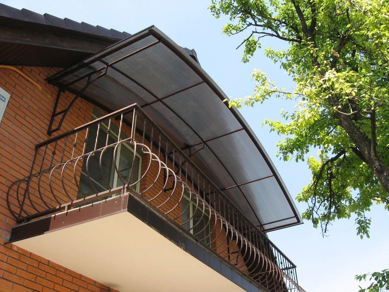 Крыша из поликарбоната: 64 фото и советы по применению матер.