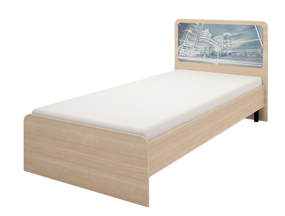 Кровать чердак с матрасом купить