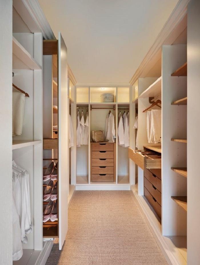 Гардеробные комнаты небольшие дизайн проекты фото