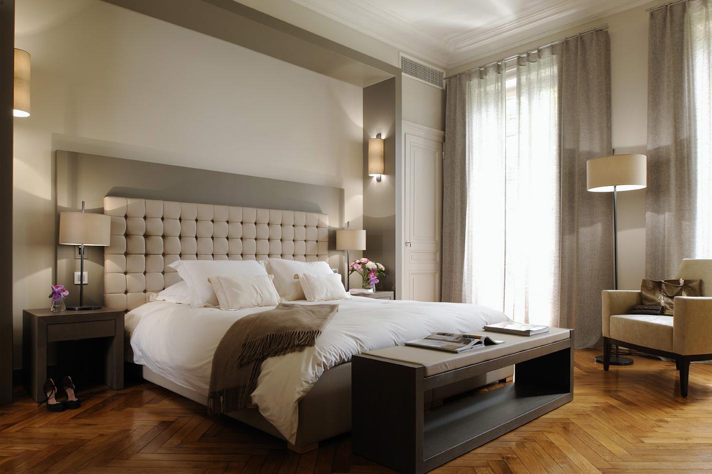 Ремонт спальни своими руками – создаем уют бюджетным методом
