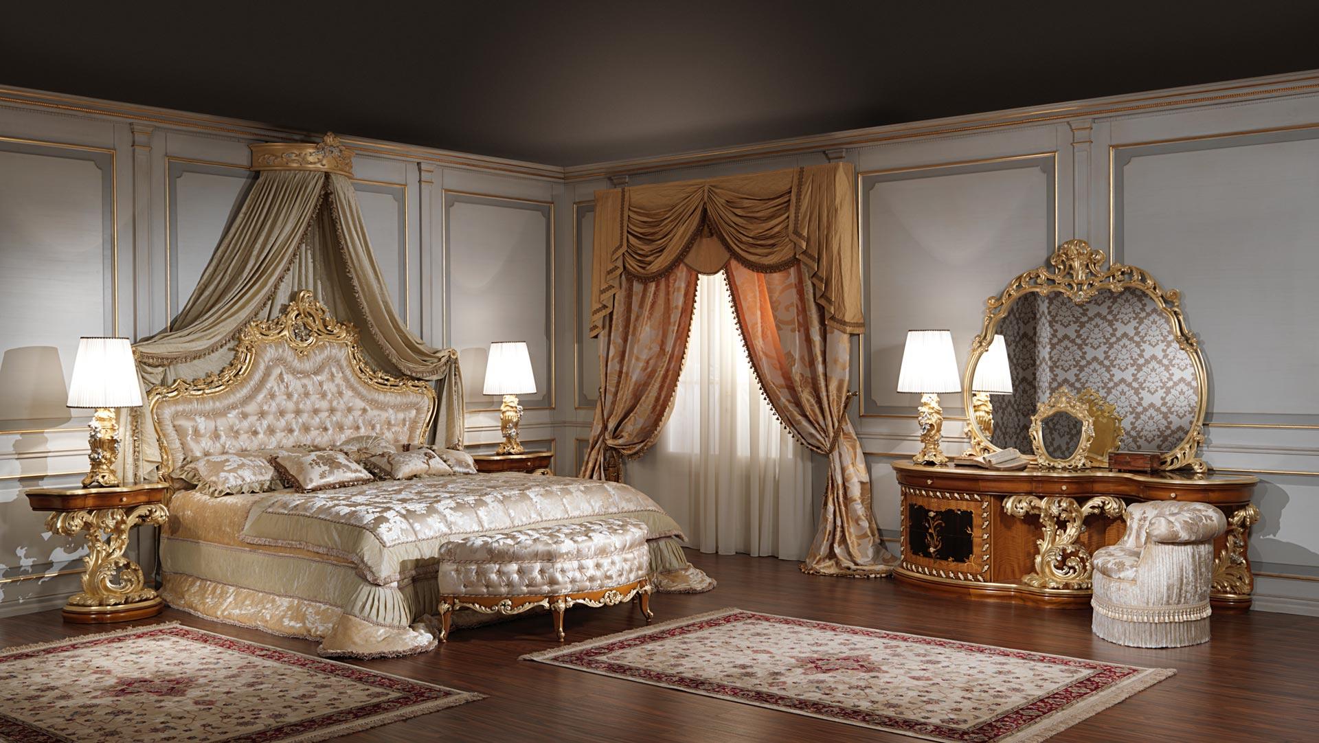 Deco Baroque  Tendances et style pour salon et chambre
