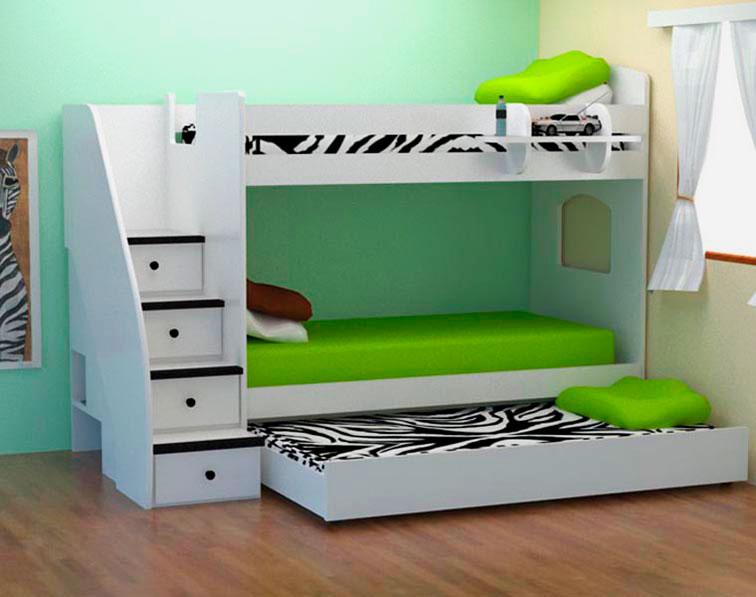 Вид кровати одноярусная двухъярусная трехъярусная кровать-чердак выдвижная.