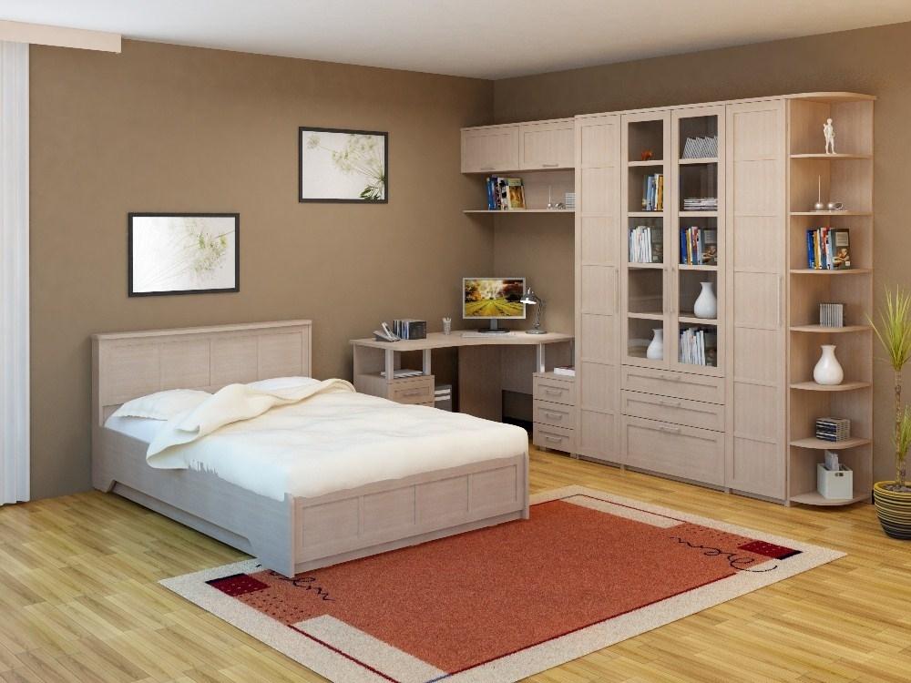 фото стенки в спальню