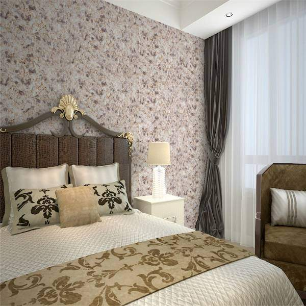 жидкие обои в интерьере спальни 18 фото дизайн с применением