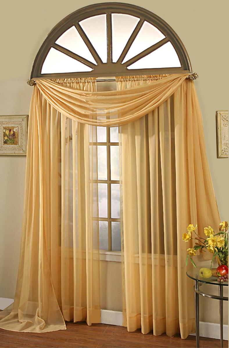 Прямой карниз полукруглое окно дверной проём