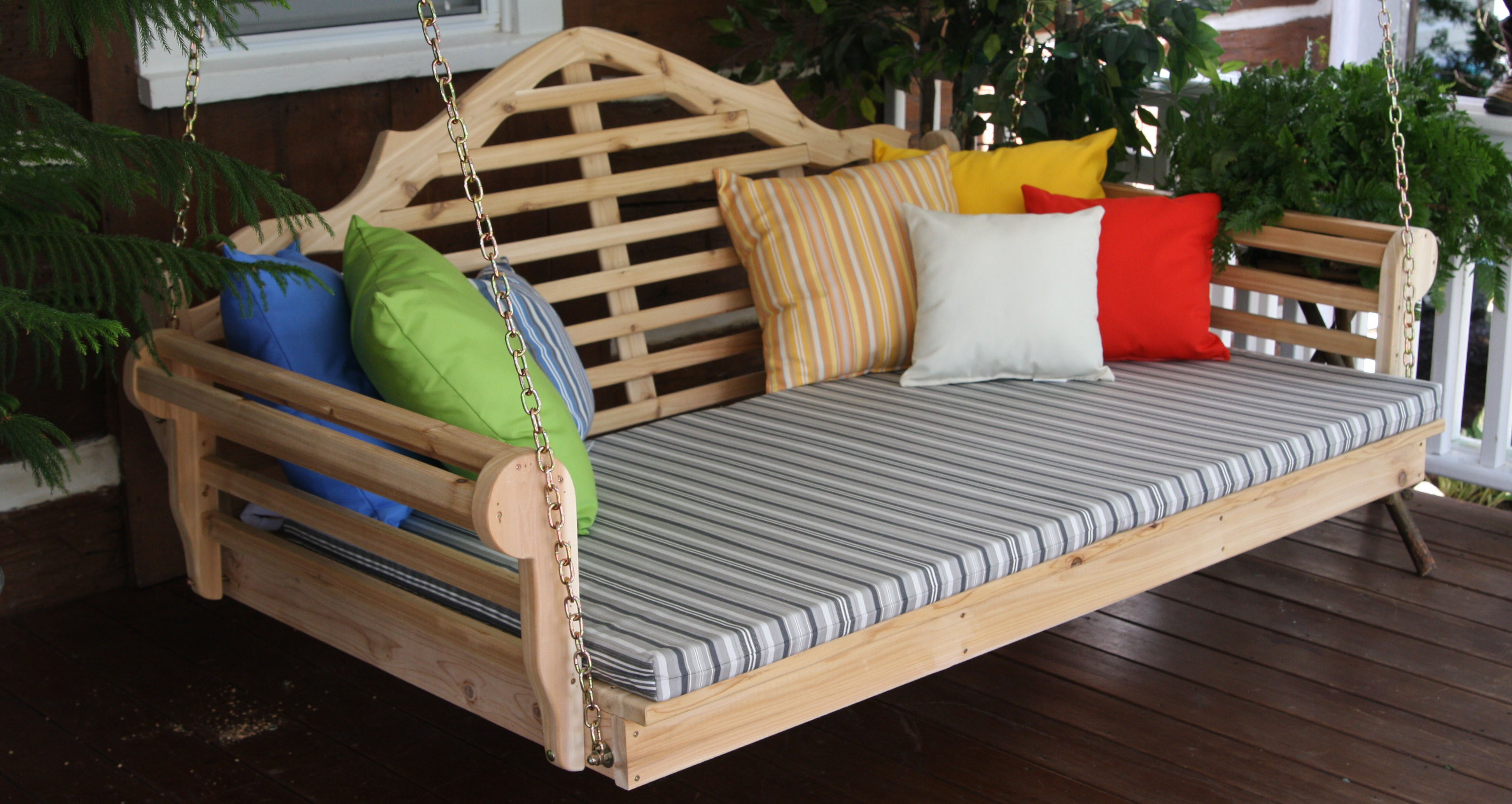 Деревянный диван своими руками 571
