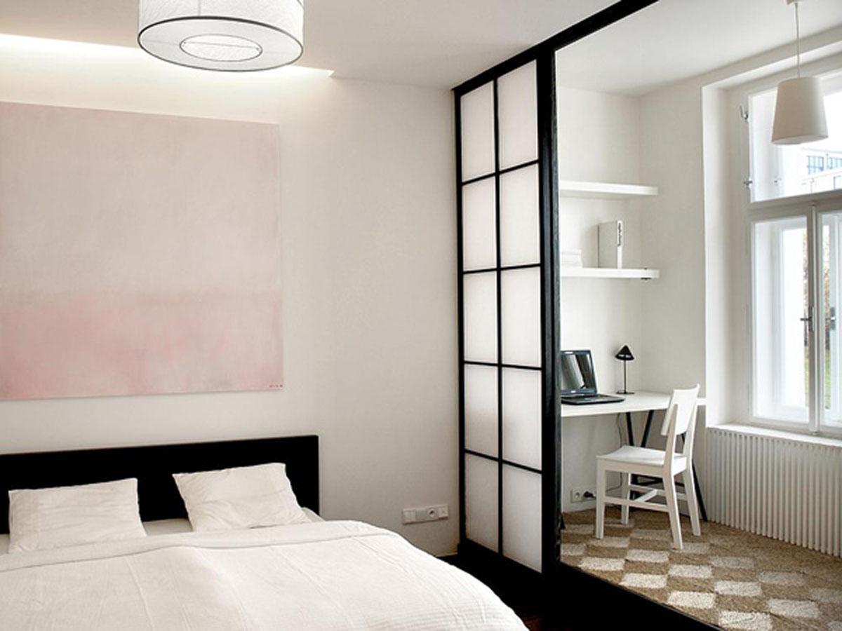 спальня дизайн квартиры 6