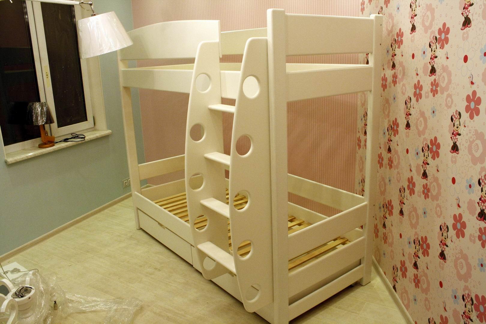 Детская кровать своими руками: преимущества изготовления 63