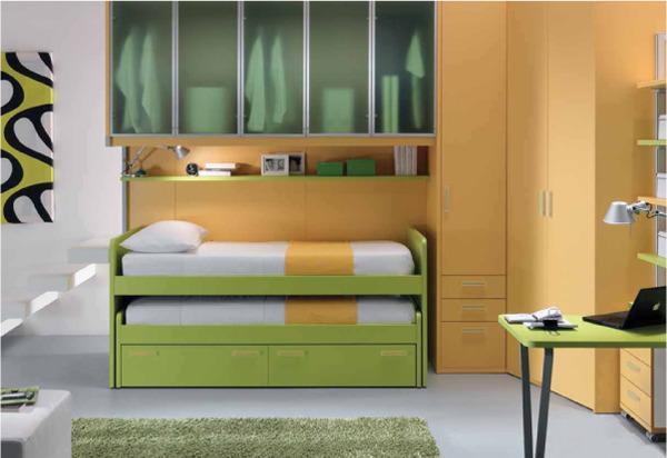 Детская комната для двоих детей: варианты планировки и фото