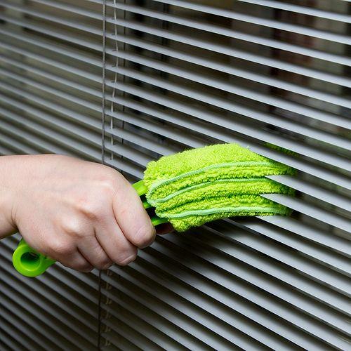 Возможно ли постирать жалюзи в домашних условиях