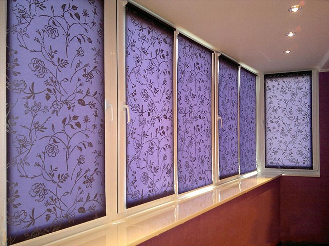 Кассетные рулонные шторы (61 фото): выбираем миникассетные с.